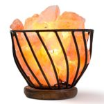 Himalayan Salt Rock Lamp Baskets